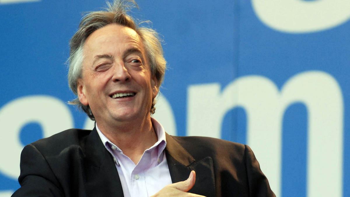 Gustavo Traverso senador Néstor Kirchner