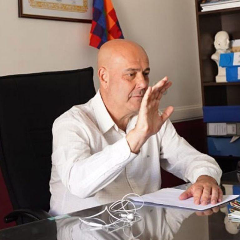 Gustavo Traverso senador frente de todos